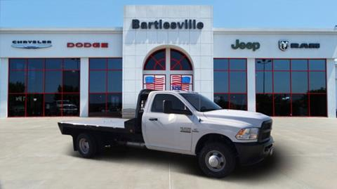 2018 RAM Ram Chassis 3500 for sale in Bartlesville, OK