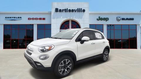 2017 FIAT 500X for sale in Bartlesville, OK
