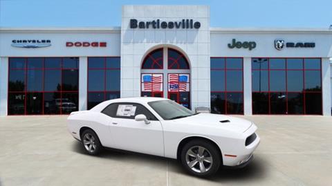 2018 Dodge Challenger for sale in Bartlesville, OK