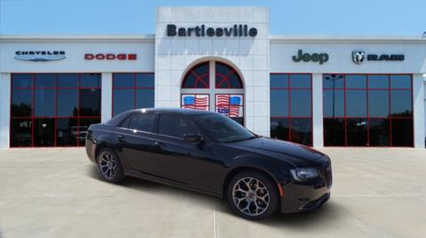 2018 Chrysler 300 for sale in Bartlesville, OK