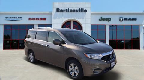 2017 Nissan Quest for sale in Bartlesville, OK