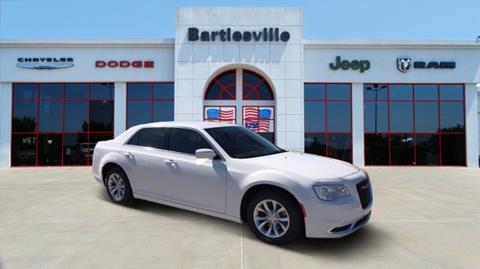 2018 Chrysler 300 for sale in Bartlesville, OK