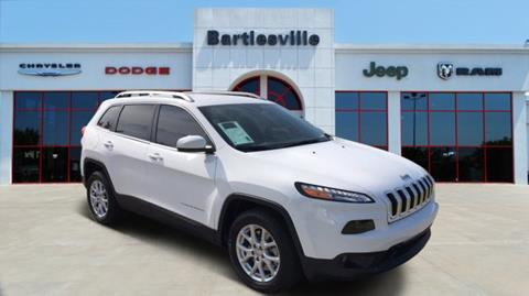 2018 Jeep Cherokee for sale in Bartlesville, OK