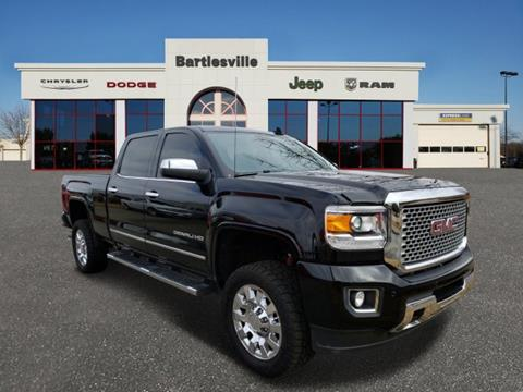 2016 GMC Sierra 2500HD for sale in Bartlesville, OK