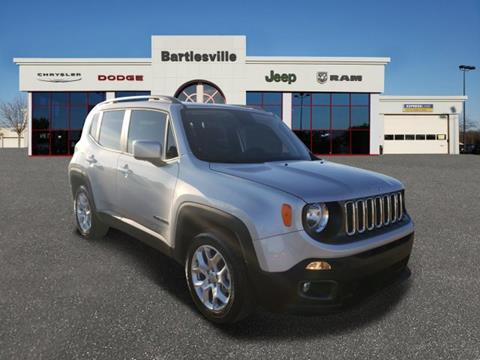 2018 Jeep Renegade for sale in Bartlesville, OK