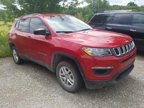 2018 Jeep Compass for sale in Bartlesville, OK