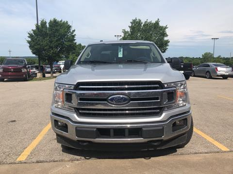 2018 Ford F-150 for sale in Bartlesville, OK