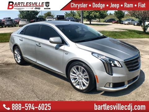 2018 Cadillac XTS for sale in Bartlesville, OK