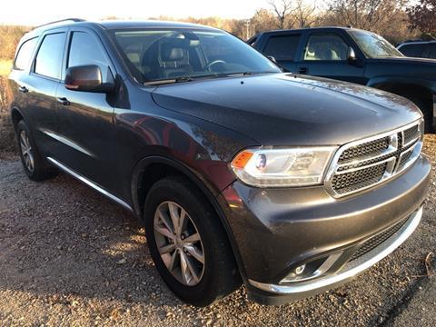 2015 Dodge Durango for sale in Bartlesville, OK
