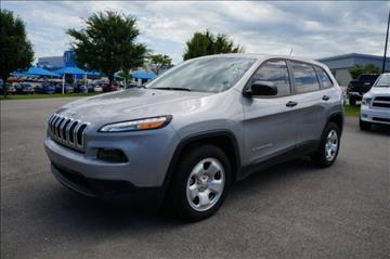 2016 Jeep Cherokee for sale in Bartlesville, OK