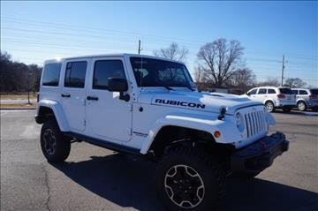 2017 Jeep Wrangler Unlimited for sale in Bartlesville, OK