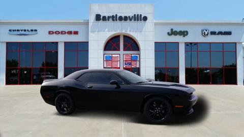 2017 Dodge Challenger for sale in Bartlesville, OK