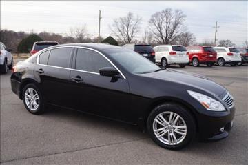 2013 Infiniti G37 Sedan for sale in Bartlesville, OK
