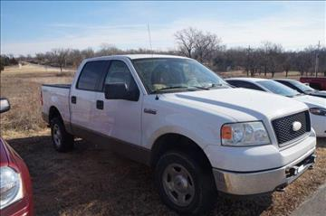2006 Ford F-150 for sale in Bartlesville, OK