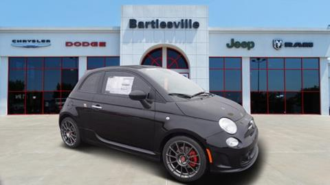 2017 FIAT 500c for sale in Bartlesville, OK