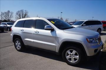 2012 Jeep Grand Cherokee for sale in Bartlesville, OK
