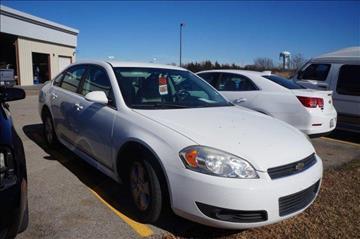 2010 Chevrolet Impala for sale in Bartlesville, OK