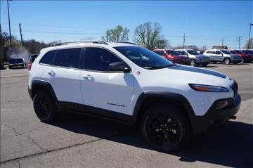 2017 Jeep Cherokee for sale in Bartlesville, OK