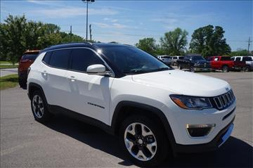 2017 Jeep New Compass for sale in Bartlesville, OK
