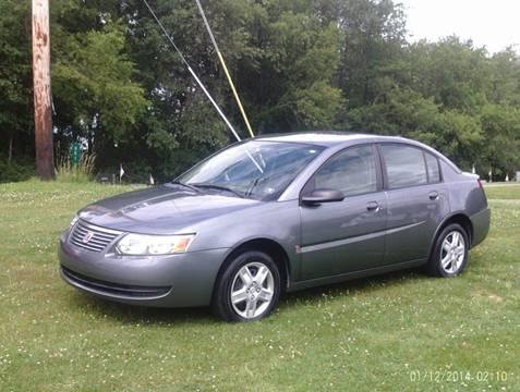 2007 Saturn Ion for sale in Kittanning, PA