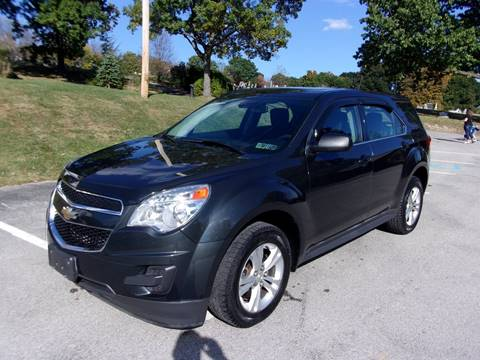 2014 Chevrolet Equinox for sale in Kittanning, PA