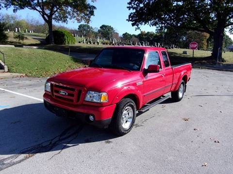 2010 Ford Ranger for sale in Kittanning, PA