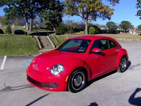2012 Volkswagen Beetle for sale in Kittanning, PA