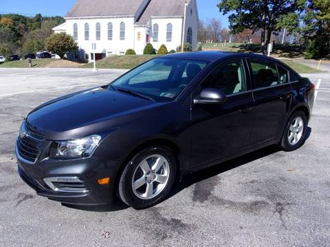 2015 Chevrolet Cruze for sale in Kittanning, PA