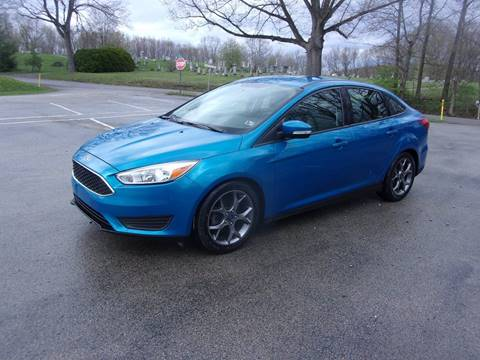 2016 Ford Focus for sale in Kittanning, PA