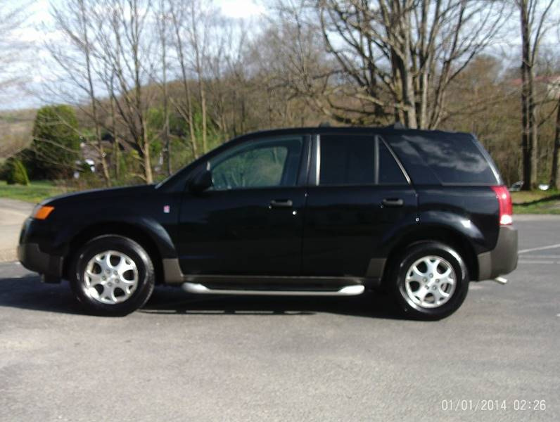 2004 Saturn Vue for sale at Pyles Auto Sales in Kittanning PA