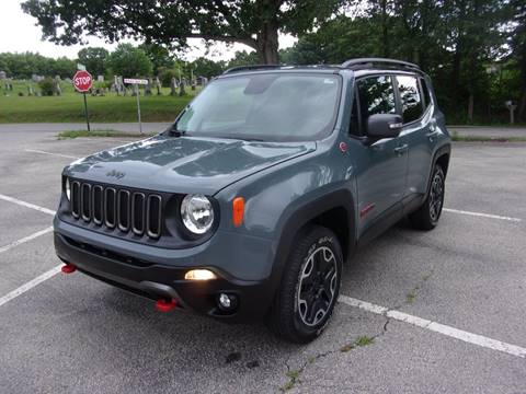 2015 Jeep Renegade for sale in Kittanning, PA