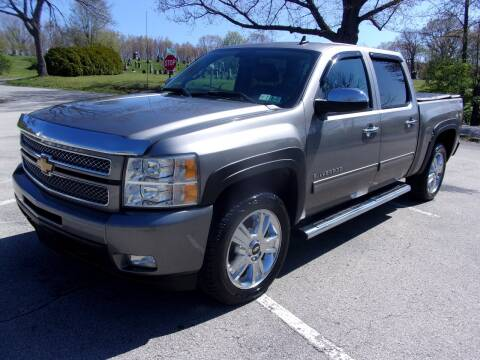 2012 Chevrolet Silverado 1500 for sale at Pyles Auto Sales in Kittanning PA