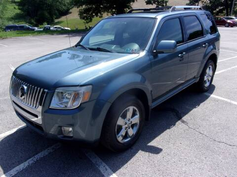 2011 Mercury Mariner for sale at Pyles Auto Sales in Kittanning PA
