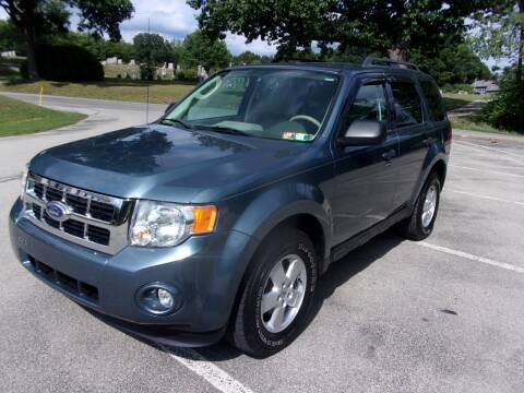 2012 Ford Escape for sale at Pyles Auto Sales in Kittanning PA