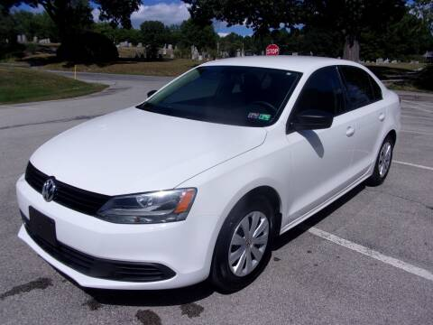 2014 Volkswagen Jetta for sale at Pyles Auto Sales in Kittanning PA