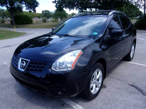 2008 Nissan Rogue for sale at Pyles Auto Sales in Kittanning PA