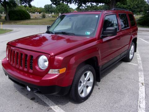 2012 Jeep Patriot for sale at Pyles Auto Sales in Kittanning PA