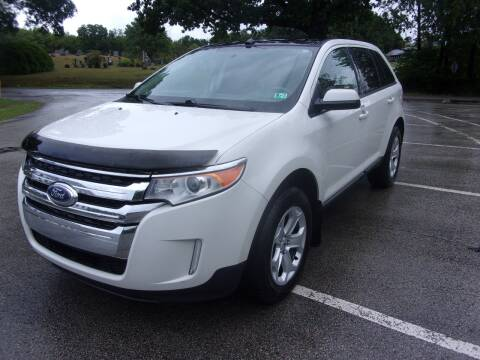 2012 Ford Edge for sale at Pyles Auto Sales in Kittanning PA