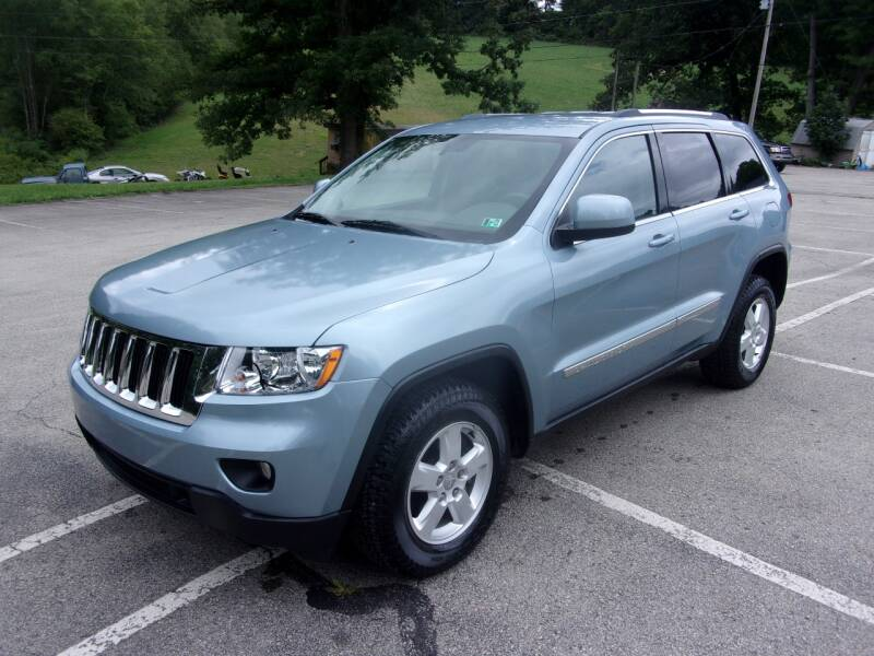 2012 Jeep Grand Cherokee for sale at Pyles Auto Sales in Kittanning PA