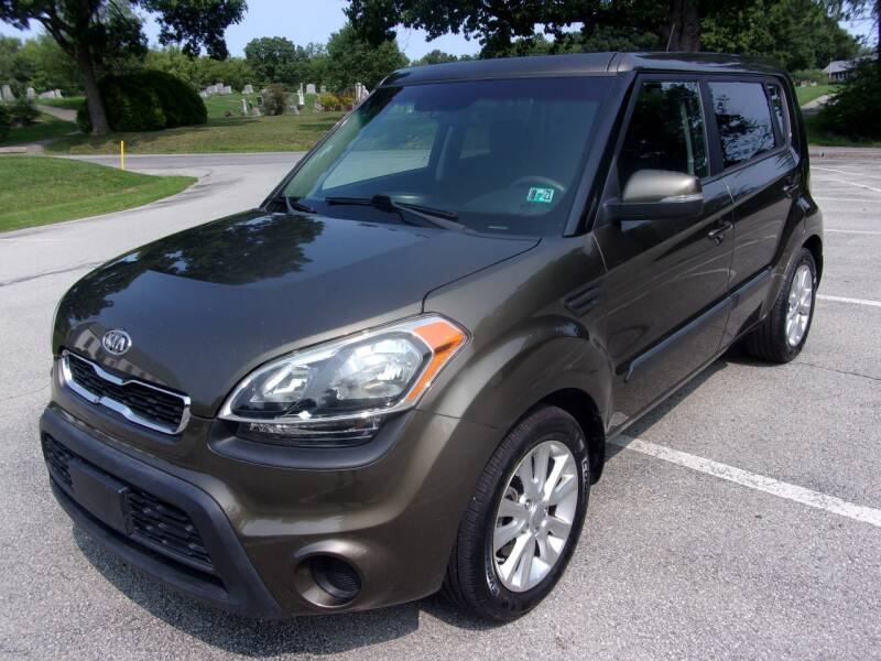 2012 Kia Soul for sale at Pyles Auto Sales in Kittanning PA