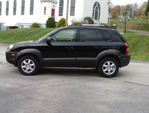 2005 Hyundai Tucson for sale in Kittanning, PA