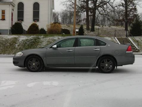 2006 Chevrolet Impala for sale in Kittanning, PA