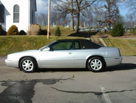 2000 Cadillac Eldorado for sale in Kittanning, PA