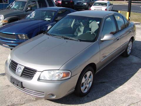 2005 Nissan Sentra for sale in Tullahoma, TN