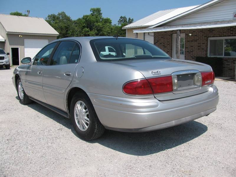 2005 Buick LeSabre Limited 4dr Sedan - Mountain Home AR