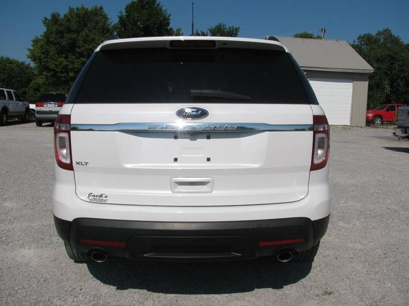 2012 Ford Explorer XLT 4dr SUV - Mountain Home AR