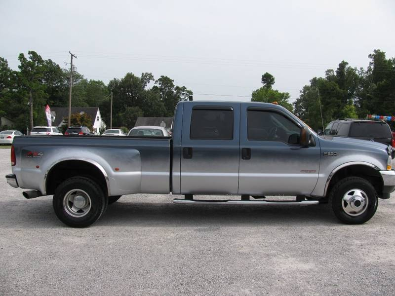 2004 Ford F-350 Super Duty 4dr Crew Cab Lariat 4WD LB DRW - Mountain Home AR