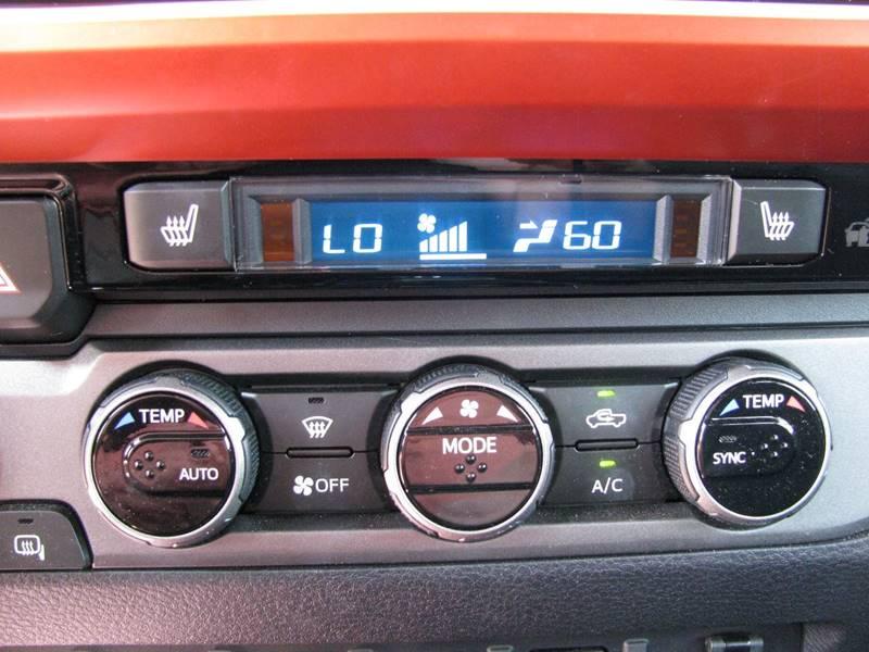 2016 Toyota Tacoma 4x4 TRD Sport 4dr Double Cab 5.0 ft SB 6A - Mountain Home AR