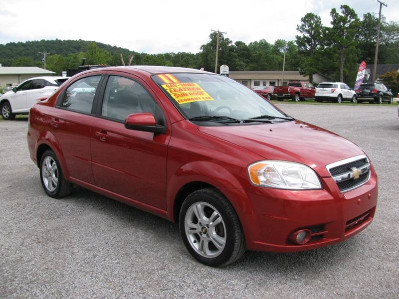 2011 Chevrolet Aveo LT 4dr Sedan w/2LT - Mountain Home AR