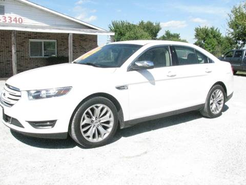 2016 Ford Taurus for sale in Mountain Home, AR
